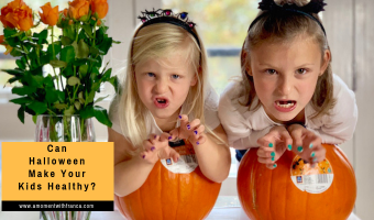 Can Halloween Make Your Kids Healthy?
