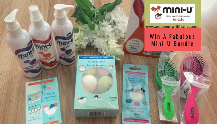 Win A Fabulous Mini-U Bundle