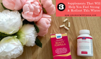 3 Supplements That Will Help You Feel Strong & Radiant This Winter