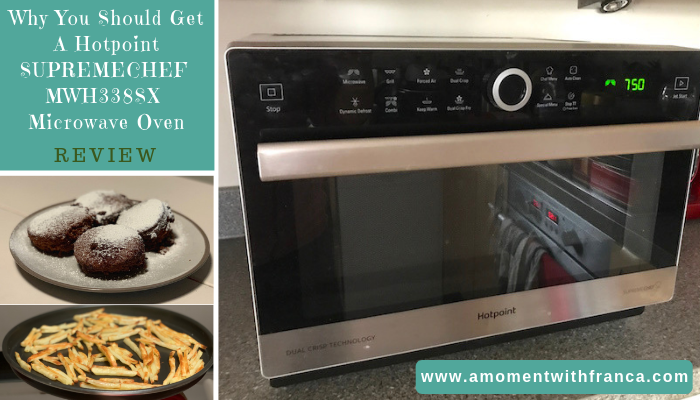 Hotpoint SUPREMECHEF MWH338SX Microwave Oven Review