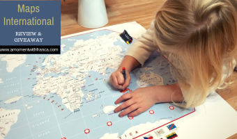 Maps International Review & Giveaway