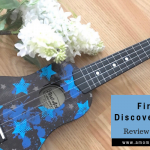 First Act Discovery Ukelele Review & Giveaway