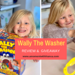 Wally The Washer Review & Giveaway