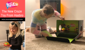 YELLIES! – The New Craze Toy From Hasbro