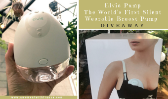 Elvie Pump – The World's First Silent Wearable Breast Pump Giveaway