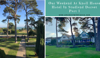 Our Weekend At Knoll House Hotel In Studland Dorset – Part 1