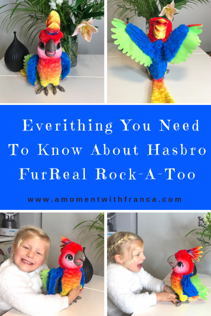 Hasbro FurReal Rock-A-Too - All You Need To Know • A Moment
