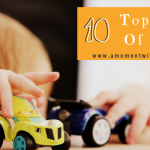 Our Top 10 Toys Of 2018