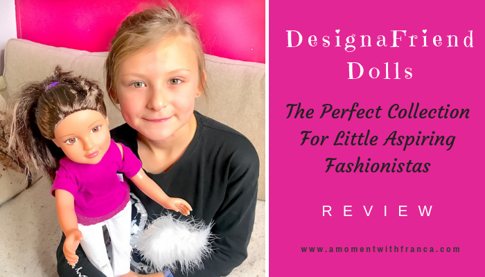 DesignaFriend Dolls – The Perfect Collection For Little Aspiring Fashionistas Review
