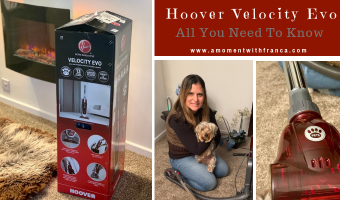 Hoover Velocity Evo – All You Need To Know