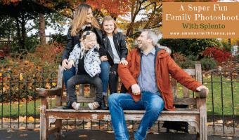 A Super Fun Family Photoshoot With Splento