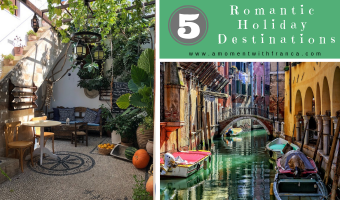 5 Romantic Holiday Destinations