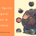 Estarer Sporty Backpack Review & Giveaway