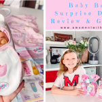 Baby Born Surprise Dolls -- Review & Giveaway