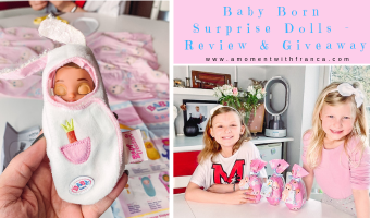 Baby Born Surprise Dolls – Review & Giveaway