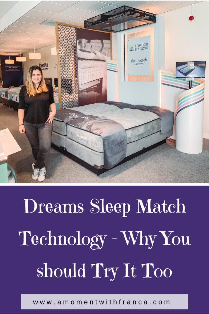Terrific Dreams Sleep Match Technology Why You Should Try It Too Theyellowbook Wood Chair Design Ideas Theyellowbookinfo