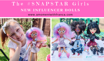 The #SNAPSTAR Girls  –  New Influencer Dolls