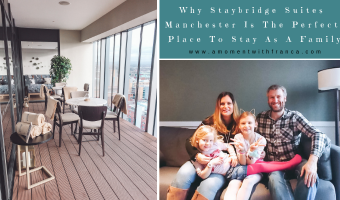 Why Staybridge Suites Manchester Is The Perfect Place To Stay As A Family