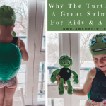 Why The Turtle Pack Is A Great Swimming Aid For Kids & A Giveaway