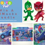 Win A Fabulous PJ Masks Bundle – Watch New Series 2 On Tiny Pop