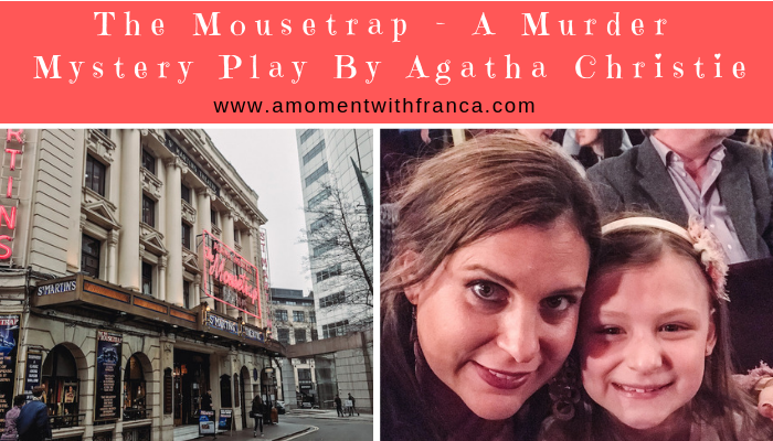 The Mousetrap – A Murder Mystery Play By Agatha Christie