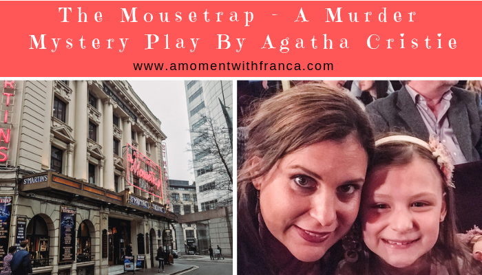 The Mousetrap – A Murder Mystery Play By Agatha Cristie