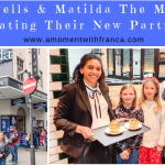 Tredwells & Matilda The Musical – Celebrating Their New Partnership