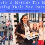 Tredwells & Matilda The Musical – Celebrating Their New Partnership