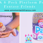 Win A 6-Pack Playfoam Pals Fantasy Friends