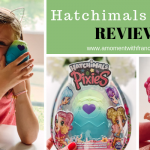 Hatchimals Pixies Review