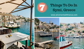 7 Things To Do In Symi, Greece