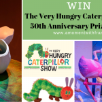 Win The Very Hungry Caterpillar Show 50th Anniversary Prize Bundle