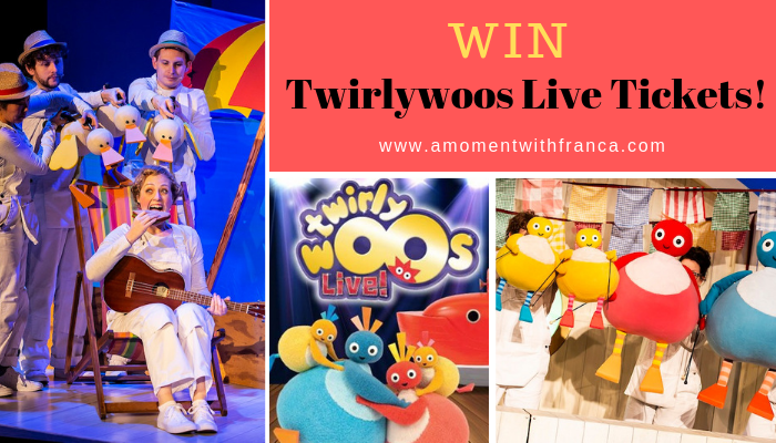 Win Twirlywoos Live Tickets!