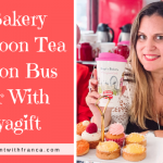 B Bakery Afternoon Tea London Bus Tour With Buyagift