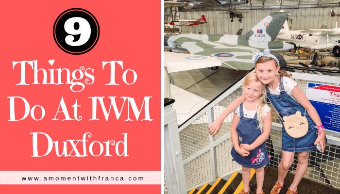 9 Things To Do At IWM Duxford