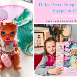 BABY Born Surprise Bathtub Surprise Dolls – Review & Giveaway