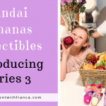 Bandai Bananas Collectibles: Introducing Series 3