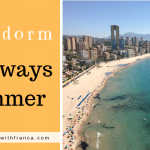 Benidorm Is Always Summer