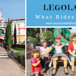 LEGOLAND: What Rides To Do