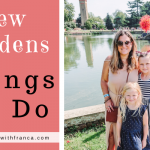 Kew Gardens: Things To Do
