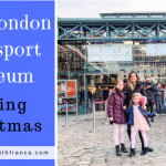 The London Transport Museum During Christmas