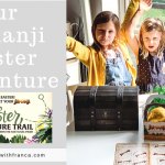 Our Jumanji Easter Adventure