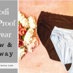 Modibodi – Period Proof Underwear Review & Giveaway
