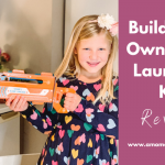 Build Your Own Plane Launcher Kit Review