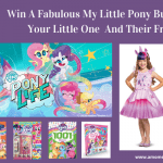 Win A Fabulous My Little Pony Bundle For Your Little One And Their Friend