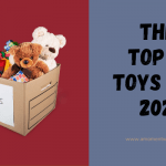 The Top 10 toys for 2020